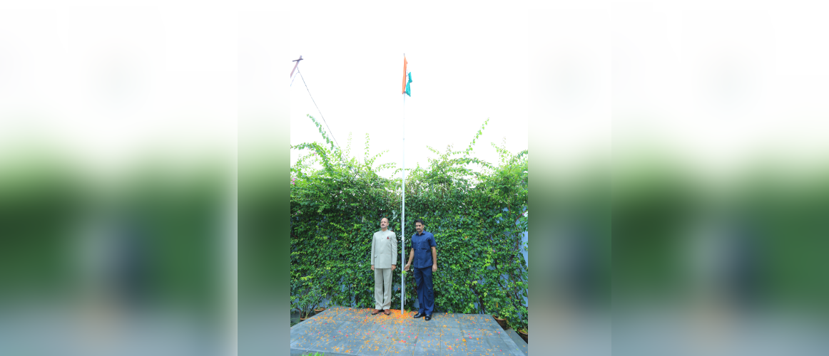 73rd Independence Day Celebration in AHCI Khulna