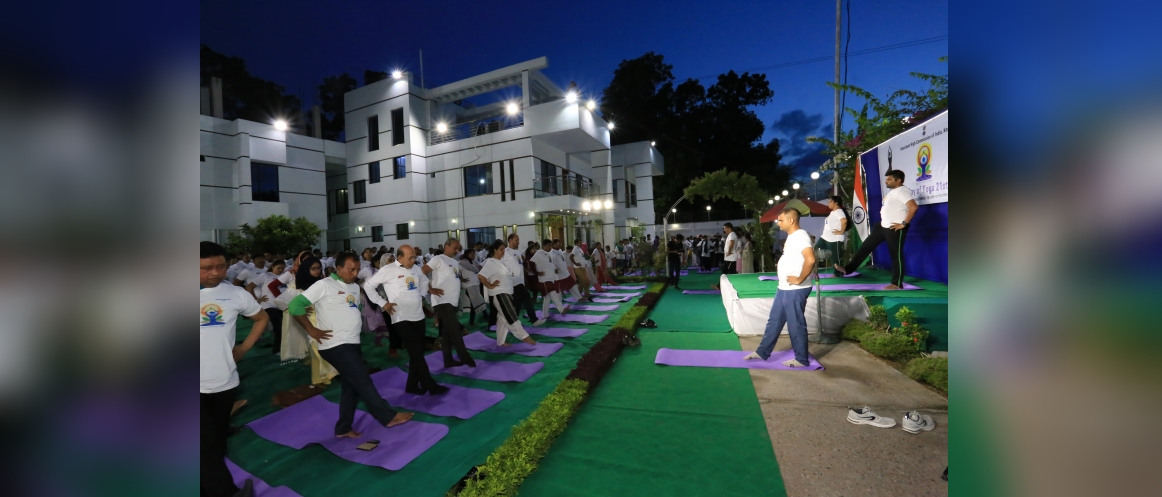 International Day of Yoga - 2019